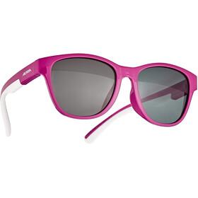 Alpina Flexxy Cool Kids II Glasses Kids, violet